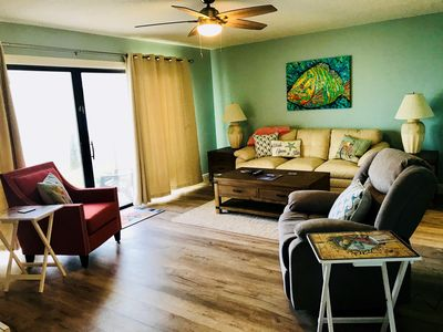 Photo for Beautiful Newly Renovated Ocean View w/ 2 master bedrooms- Oceanside Village