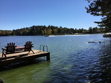 Eagles' Call Waterfront Cottage Yellow Birch Lake On The