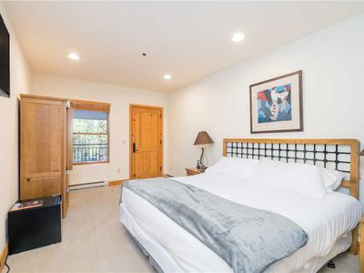 Photo for Affordable Lock-Off King Room in Mountain Village