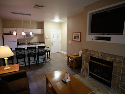 Photo for 127- 1 bedroom suite