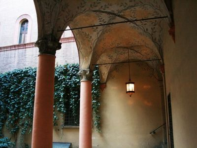 Photo for Beautiful apartment in the heart of Bologna, a few steps from Piazza Maggiore