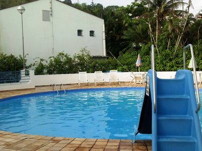 Photo for House 3 Qts w / sec 24hr closed cond, Adult and children's pool 200m from the Beach
