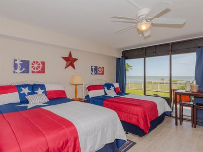 Photo for Waterfront! Views! Pool, Hot Tub, 2 Queens, WIFI