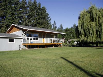 Photo for Steps from Shuswap Lake 'Blind Bay Vacation Rental'