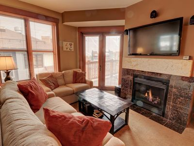 Photo for Heart of Center Village, Steps away from Ski Lift/Summer Activities  - CO404