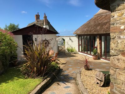 Photo for 2BR Barn Vacation Rental in Bude
