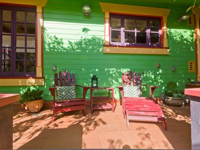 Photo for Private and Sunny Garden Cottage in the Middle of San Francisco