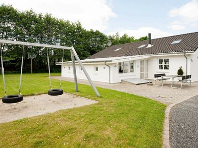 Photo for Contemporary Holiday Home in Egå with Pool