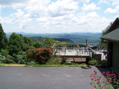 Photo for Phenomenal Mountain Views in Hendersonville, NC