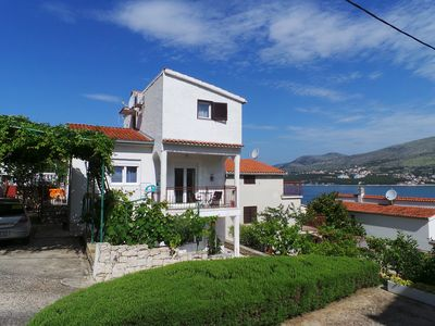 Photo for Holiday apartment with sea view only 100 m from the beach