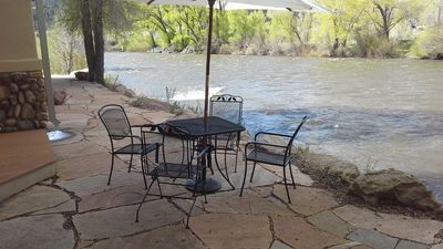 Photo for Wildflowers, fishing, and golf! Come spend your vacation at Riverbend