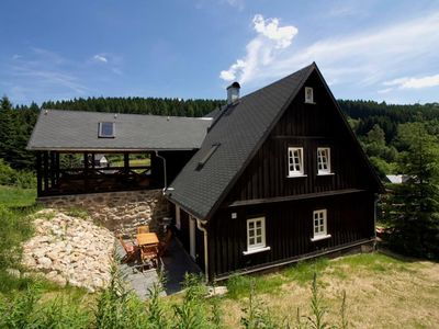 Photo for Holiday apartment Klingenthal for 2 - 6 persons with 3 bedrooms - Farmhouse