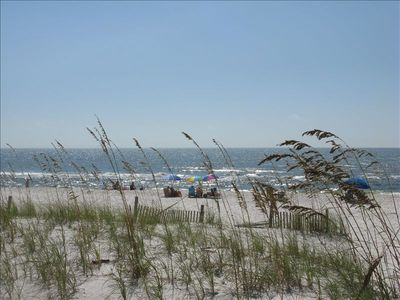Photo for Come enjoy the white sandy beach and create lasting memories at our condo!