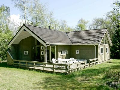Photo for Cozy Holiday Home in Aakirkeby with Beach nearby