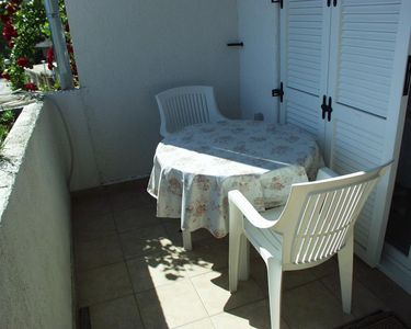Photo for Studio flat with terrace and sea view Rabac (Labin)