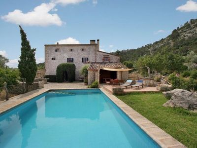 Photo for Pollenca Villa, Sleeps 8 with Pool and WiFi