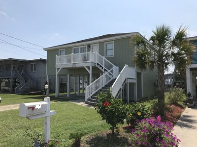 Photo for Cherry Grove Channel Home For Rent (No Student Rentals) Comfy & Clean