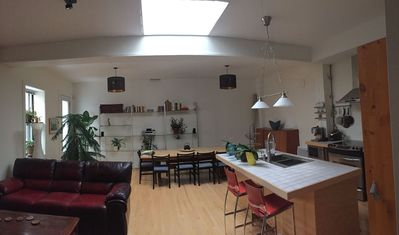 Photo for 2BR Apartment Vacation Rental in Ville-Marie, QC