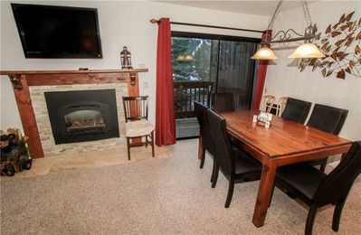 Photo for Mammoth Ski & Racquet Club #13: 2 BR / 2 BA  in Mammoth Lakes, Sleeps 6
