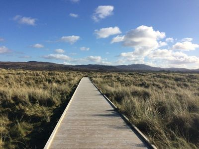 Photo for Donegal holiday homes with direct access to sandy beach