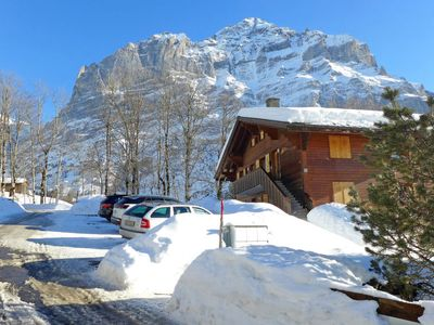 Photo for Apartment Chalet Sunneblick  in Grindelwald, Bernese Oberland - 2 persons, 1 bedroom