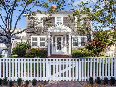 Photo for Nantucket Brant Point Rental House Perfect Nantucket Project Weddings Film Fest