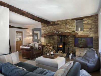 Photo for A delightful cottage, sympathetically restored with style in an ideal location.