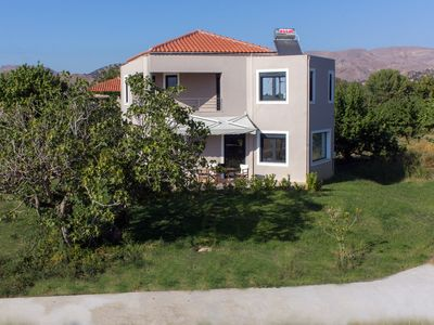 Photo for 'Perivoli' House A, family friendly spring and summer holidays