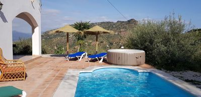 Photo for Holiday house Comares for 2 - 8 persons with 3 bedrooms - Farmhouse