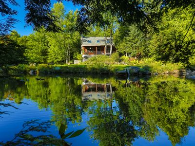 Photo for The Private Fairytale Cabin of Your Dreams in Stowe! Featured in VRTravel!
