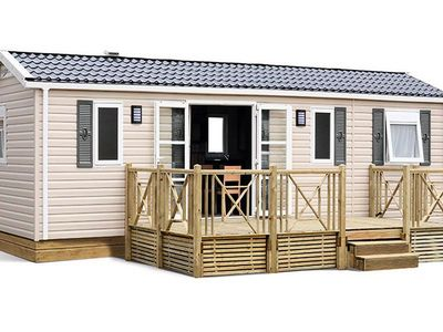 Photo for Camping Les Coques D'or **** - Mobil Home 4 Rooms 6 People