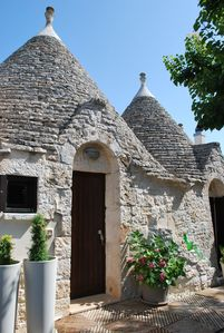 Photo for TRULLI Casedda WITH ULIVO TREES
