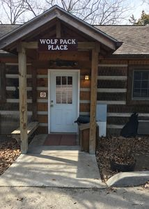 Photo for Whether you want to relax or play, the Wolf Pack Place is a great place to stay!
