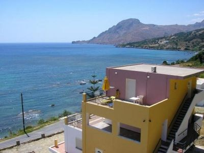 Photo for Apartment Libyana in Plakias - 6 persons, 3 bedrooms