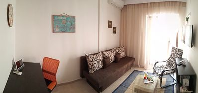 Photo for Superior  Apartment-Parking,Family Friendly,Theagenio, Helexpo,French Consulate