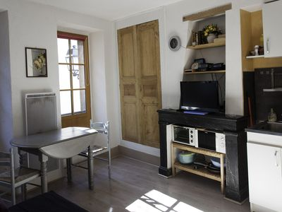 Photo for T2 quiet apartment in downtown Bagnère Luchon