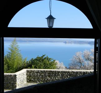 Photo for HOUSE WITH VIEW ON LAKE Bracciano
