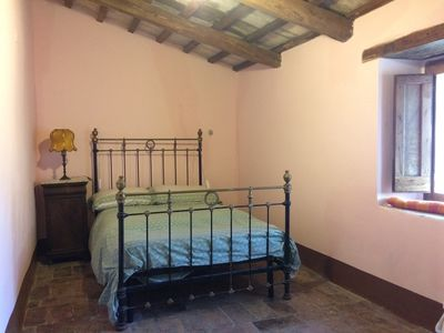 Photo for ROOM SWEET DREAMS in FARMHOUSE for two people, breakfast included.