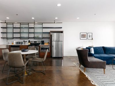 Photo for Federal Reserve Luxury Loft by Mint House