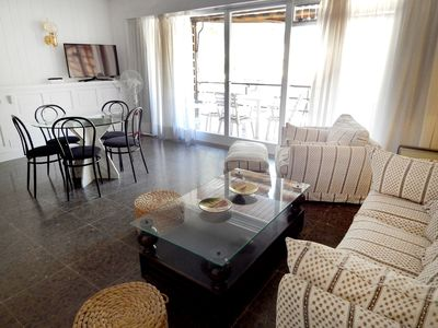 Photo for Book Eden Mar holiday apartment with free parking