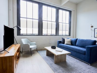 Photo for Sonder | Sixteen Hundred | Sunny 1BR + Rooftop