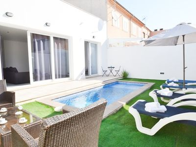 Photo for VILLA CAS CAPITÀ with a private swimming pool & terrace.