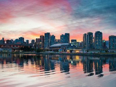 Photo for Luxury Condo With Wrap Around Balcony & Panoramic View of the City & False Creek