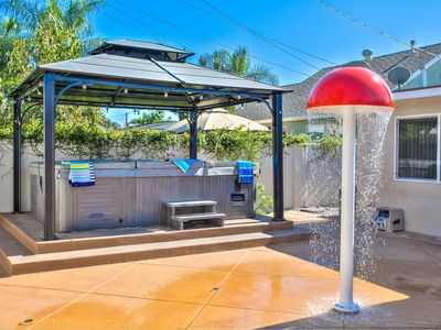 Photo for Sunny Splash Pad!**Hot Tub+WiFi+Game Room!**September Sale**