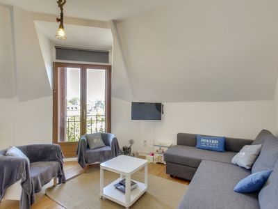 Photo for Apartment Basse Vallée in Dinard - 4 persons, 1 bedrooms