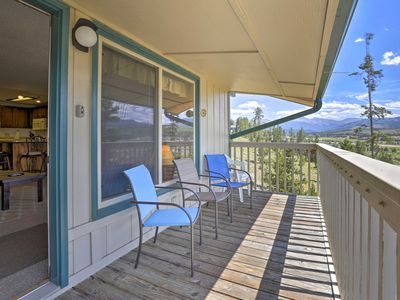 Photo for NEW! Fraser Townhome-10 Min to Winter Park Resort!