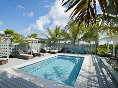 Photo for New Hilltop House With Private Pool ,Generator,Close to Town and Beach