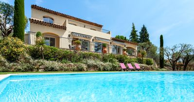 Photo for Villa Pierres Rouges - Villa for 6 people in Valbonne