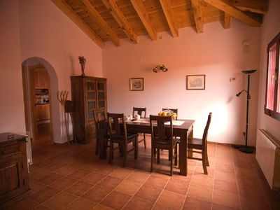 Photo for Rural house (full rental) La Cochera de Don Paco for 4-6 people