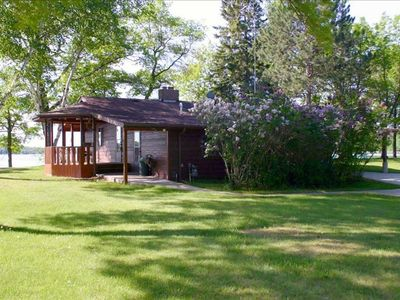 Photo for Gull Lake Home with Guest Cabin